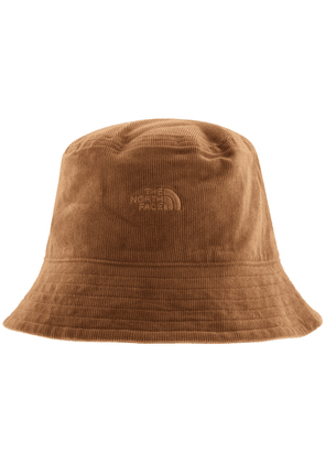 The North Face Reversible Bucket Hat Brown