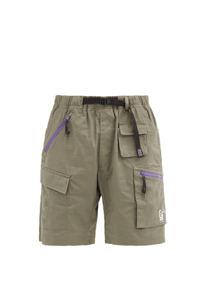 Billionaire Boys Club - Multi-pocket Cotton-ripstop Shorts - Mens - Green