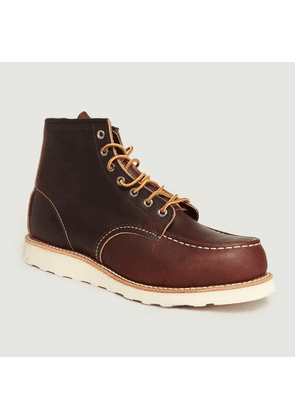 8138 Leather Boots Brown Red Wing Shoes