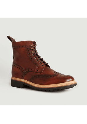 Fred Boots Cognac Grenson