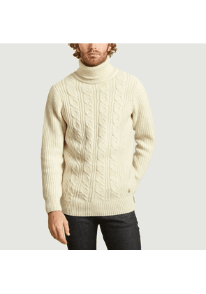 Heritage Passy turtleneck sweater Nature Armor Lux