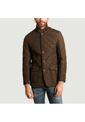 Lutz Quilted Jacket OLIVE Barbour