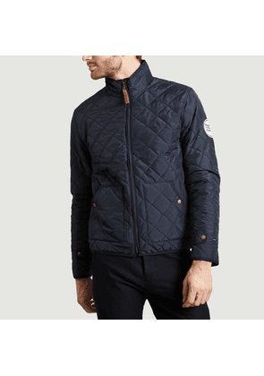 Reversible Quilted Jacket Total Eclipse Knowledge Cotton Apparel