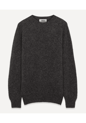 Brushed Lambswool Jumper