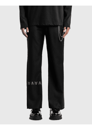 C2H4 Los Angeles C2H4® x Mastermind Japan Accumulation Streamline Tailored Trousers