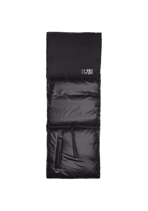 MM6 Maison Margiela Black The North Face Edition Down Scarf