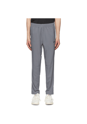 Reebok Classics Grey Workout Ready Track Pants