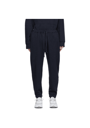 tss Navy Cuffed Lounge Pants