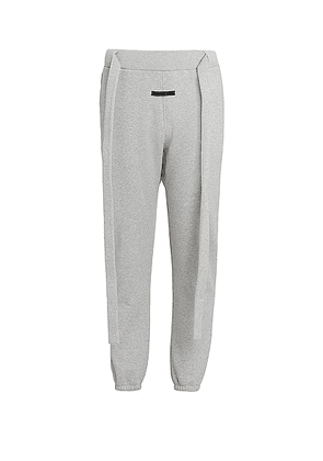 Fear of God Exclusively for Ermenegildo Zegna Joggers in Grey Melange - Gray. Size XL (also in ).