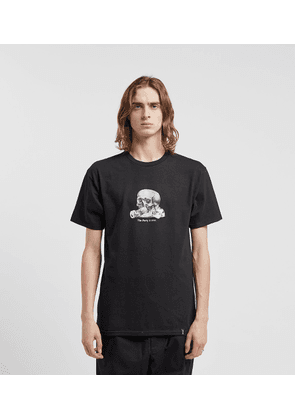 Huf Partys Over T-Shirt, Black