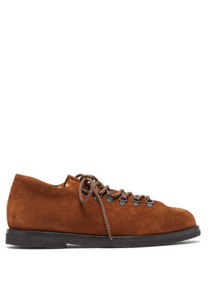 Jacques Soloviere - Rasmus Suede Shoes - Mens - Brown
