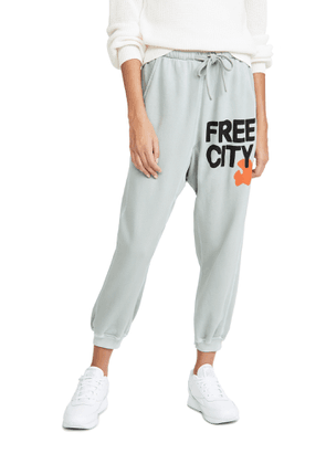 FREECITY Freecity Large Sunfades Pocket Sweatpants