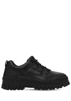 Rise Leather Sneakers