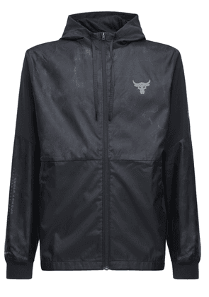Ua Pjt Rock Legacy Windbreaker
