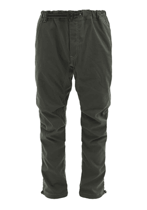 And Wander - Technical Climbing Trousers - Mens - Green