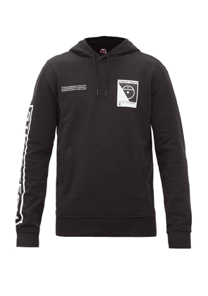 The North Face - Steep Tech Cotton-jersey Hooded Sweatshirt - Mens - Black