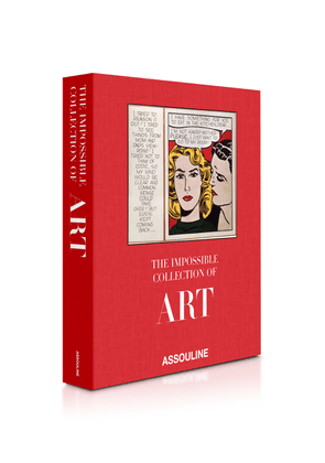 Assouline The Impossible Collection of Art Hardcover Book
