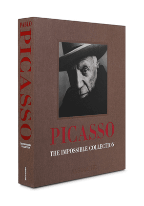 Assouline Picasso: The Impossible Collection Hardcover Book