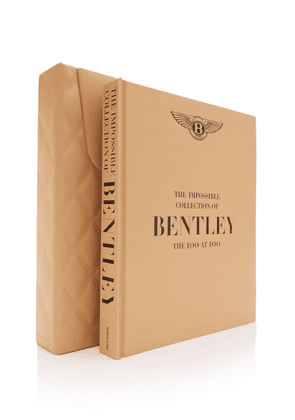 Assouline The Impossible Collection of Bentley Hardcover Book