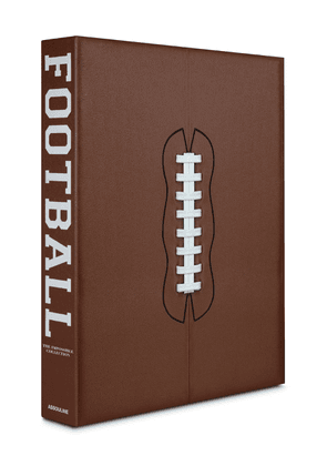 Assouline Football: The Impossible Collection Hardcover Book