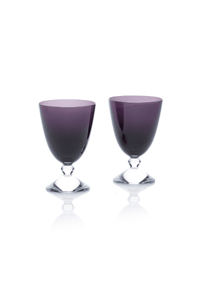 Baccarat Set-Of-Two Véga Water Glasses