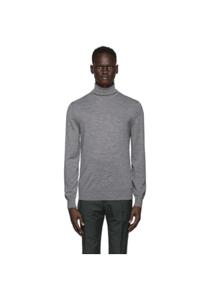 Tiger of Sweden Grey Nevile Turtleneck