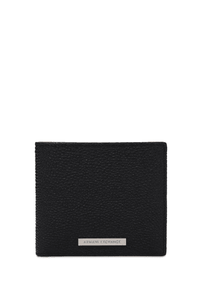 Leather Cards & Coin Wallet