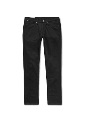 Acne Studios - Slim-Fit Stretch-Denim Jeans - Men - Black