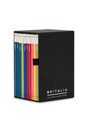 Phaidon Limited Edition Britalia Wallpaper* City Guide