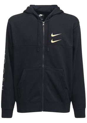 Nsw Swoosh Cotton Blend Hoodie