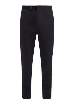 Incotex - Urban Traveller Technical Trousers - Mens - Navy