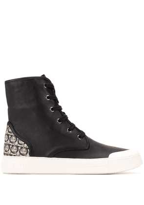 Riviera Leather Sneakers