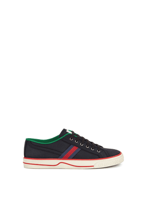 Gucci Tennis 1977 Black Canvas Sneakers