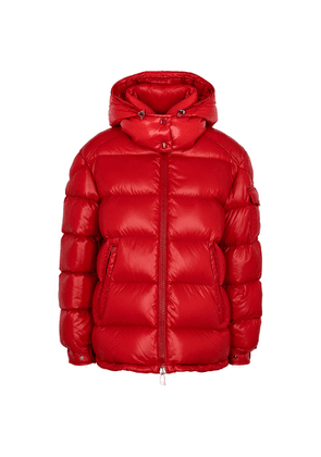 Moncler Maire Red Shell Jacket