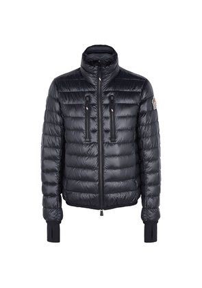 Moncler Grenoble Navy Quilted Shell Jacket
