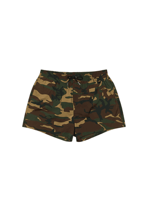Dsquared2 Icon Camouflage Shell Swim Shorts
