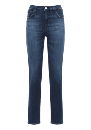 Ruby 30 High Waist Slim Denim Jeans
