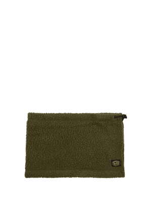 Snow Peak - Boa Fleece Neck Warmer - Mens - Green