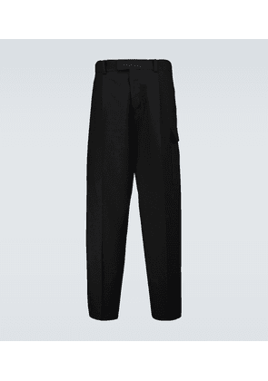 Colonel wool pants