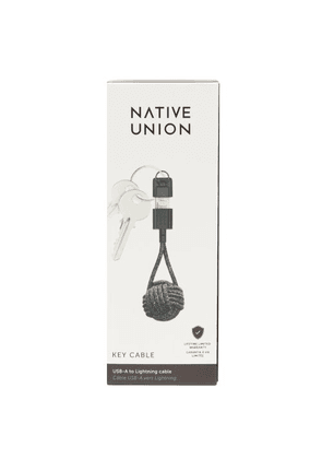Native Union - Key Cable Charging Cable - Mens - Black