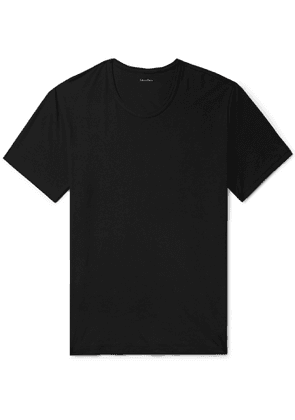 Calvin Klein Underwear - Stretch-Cotton Jersey T-Shirt - Men - Black