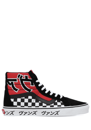 Sk8 High Japanese Type Sneakers