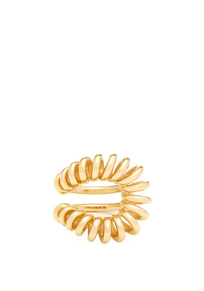 Ana Khouri - Maia 18kt Gold Ring - Womens - Yellow Gold