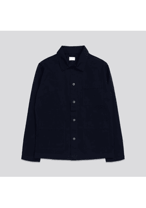 The Overshirt Dark Navy