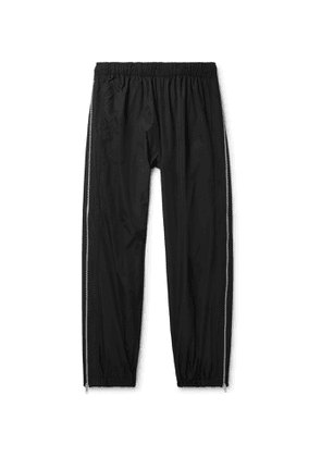McQ Alexander McQueen - Tapered Shell Track Pants - Men - Black