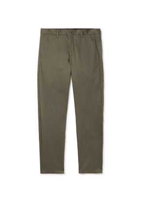 Norse Projects - Albin Cotton-Twill Chinos - Men - Green