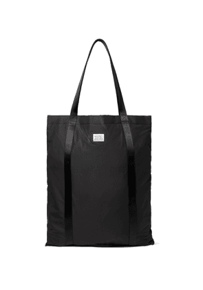 Norse Projects - Logo-Detailed Nylon-Ripstop Tote Bag - Men - Black