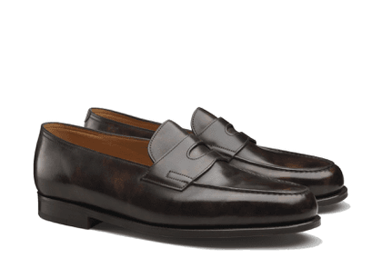 Brown Lopez Loafers