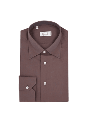 Brown Tonic Savannah Cotton Shirt
