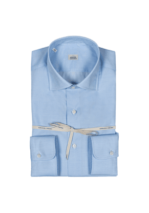 Light Blue Super Fine Cotton Shirt